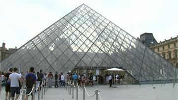 員工擔憂武漢肺炎疫情「拒絕上班」 巴黎羅浮宮閉館一天