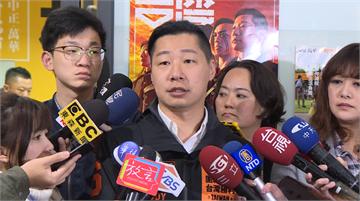 快新聞/中國疫情掀台灣「正名」討論 林昶佐:近期在國外以台灣之名應該較便利吧?