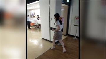 大廳、超商到處拍!台北市政府驚見「女腿攝狼」