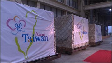 Taiwan flower突破疫情!台灣首批花卉包艙銷日本