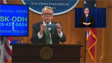 好險!接待川普前檢驗確診 俄亥俄州長二採證實「陰性」
