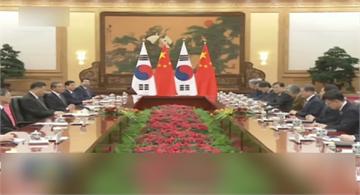韓中領導人熱線 爭取習近平今年內訪韓