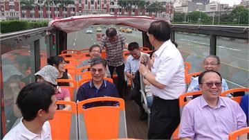 改搶國旅商機!台北雙層觀光巴士推出包車套裝行程