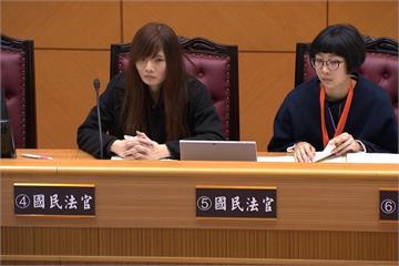 士林地院辦模擬法庭 1300多人搶當國民法官