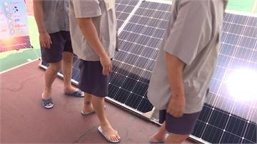 雲林監獄產學合作 開辦光電系統維運班