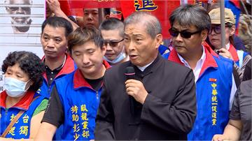 張安樂衝AIT痛批美國踐踏人權 網友諷「怎不去抗議中國」