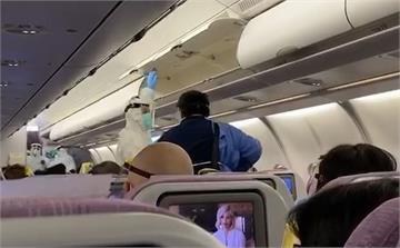 快新聞/獨家!第二批包機懷孕乘客丈夫現身:孕婦體溫偏高,盼能多一點考量