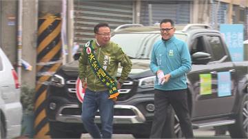 陳菊三度站台洪宗熠 謝衣鳳辦造勢衝刺
