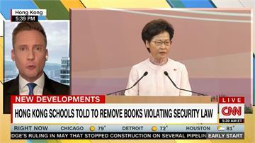 中國箝制香港言論自由 蓬佩奧推文砲轟「歐威爾式」審查