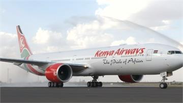 藏肯亞航空班機起落架 偷渡客墜落亡