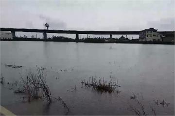 慘!宜蘭淹水「重災區」冬山積水24小時仍未退