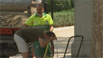 南歐熱浪來襲 西班牙北部飆到42度 波士尼亞今年以來最熱