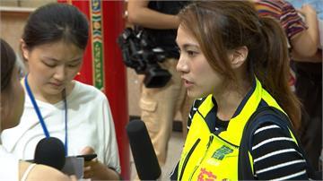 蘇貞昌團隊也打美女幕僚牌  推出自家「學姊」吸睛