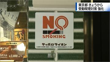 迎接東京奧運!東京9月1日起加強實施禁菸令