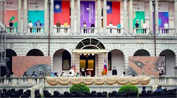 快新聞/質感爆棚! 520總統就職典禮首度選在台北賓館 場布融合建築展現國家美學