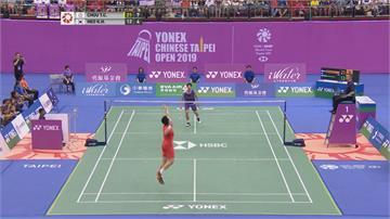羽球/台北羽球公開賽9/1開打 外國選手檢疫規定可能改變