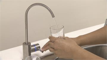 全新淨水器「現濾現喝」更換濾心方便快速