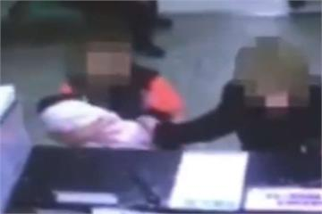 鐵棍打斷4歲女童腿骨 狠母子殺人罪遭起訴
