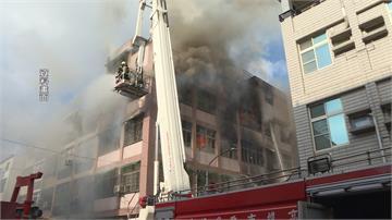 大火奪名醫世家5命  消防員控長官逼用大口徑水帶害喪命