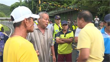 國防部實彈測試炸死魚 漁民生計受損抗議