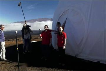 美擬2030登陸火星  科學家試住「仿火星營地」