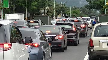 快新聞/端午連假出遊 蘇花路廊南下車流達1萬5520輛次
