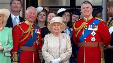 英國女王生日閱兵 梅根產後首次現身王室活動