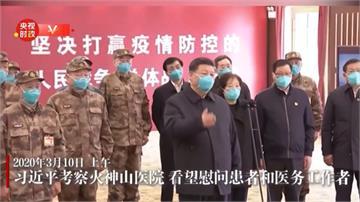 首赴武漢視察和台商包機同日 專家分析:中媒吹捧習近平「寬大為懷」