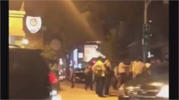 網爆派出所前聚眾鬥毆 警方:當事人找朋友壯膽