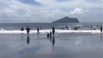 快新聞/哈格比外圍環流發威 東北外海風浪大於6級龜山島明續封島
