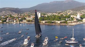 澳洲夏季耶誕盛會 157艘帆船壯觀航行