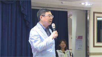 韓國瑜喊「保衛國家」卓榮泰諷:進中聯辦朝拜時想過中華民國?