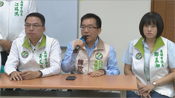 快新聞/高市長補選飄火藥味 陳致中怒斥:韓國瑜留爛尾