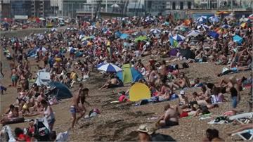 熱到40度!巴黎「口罩強制令」惹民怨 倫敦動物園大冰塊來降溫