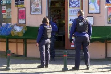 比利時傳槍手出沒 鎮暴警一度封鎖街道