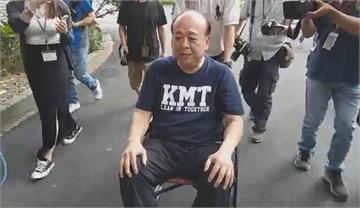 快新聞/坐輪椅加入藍營佔立院 吳斯懷:就是要凸顯民進黨鴨霸行為