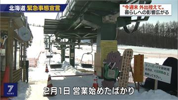 武漢肺炎/日本疫情煞不住!滑雪場停業、多處景點休園