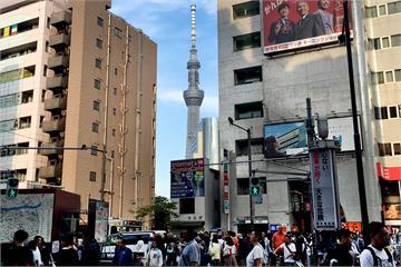快新聞/日本東京新增168例、1死! 全境累計1000人染疫病故