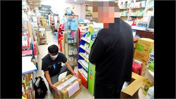 新莊藥局被停權 竟偷賣國家隊口罩