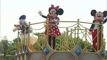 疫情衝擊閉園4個月 東京迪士尼重新開園迎客
