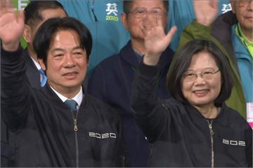 快新聞/言論自由日 蔡英文賴清德籲應提防「假訊息」