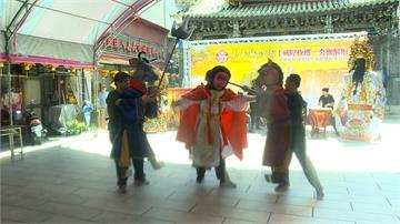 嘉邑城隍廟城隍夜巡 特色祭典結合觀光吸人潮