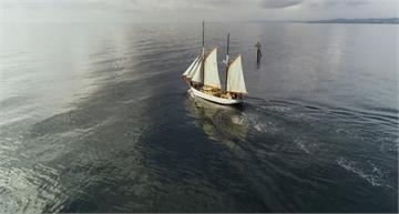 """紐澳研擬""""旅遊泡泡"""" 舊帆船現身古老航線"""