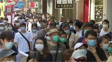 港版國安法表決在即 遊行再爆警民衝突逾50人被捕