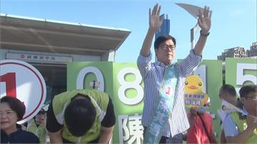 陳其邁質疑政黨色彩搖擺不定 吳益政:第一次對他人格減分