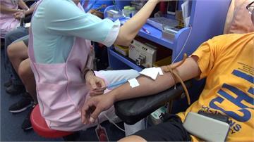 高齡捐血條件鬆綁 65~70歲放寬每年4次