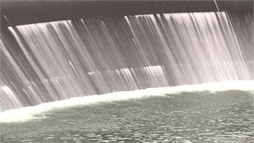 歷史性一刻!雲林湖山水庫首度滿水位
