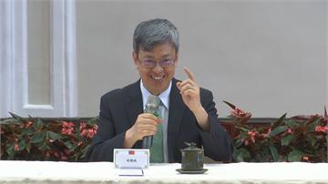 快新聞/讚國人都是抗疫英雄!陳建仁:台灣永遠可以照亮亞洲、幫助全世界