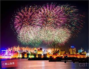 快新聞/澎湖花火節人氣旺 台水加供用水確保不缺水