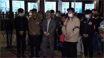 自由台灣黨追思228 遊行沒申請路權遭警告